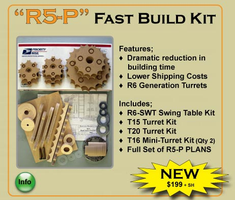 R5-P Fast Build Kit